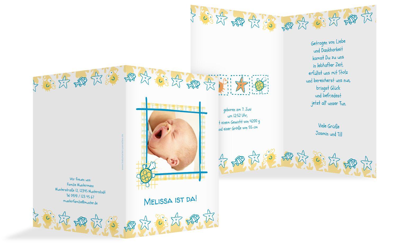 Babykarte Smart