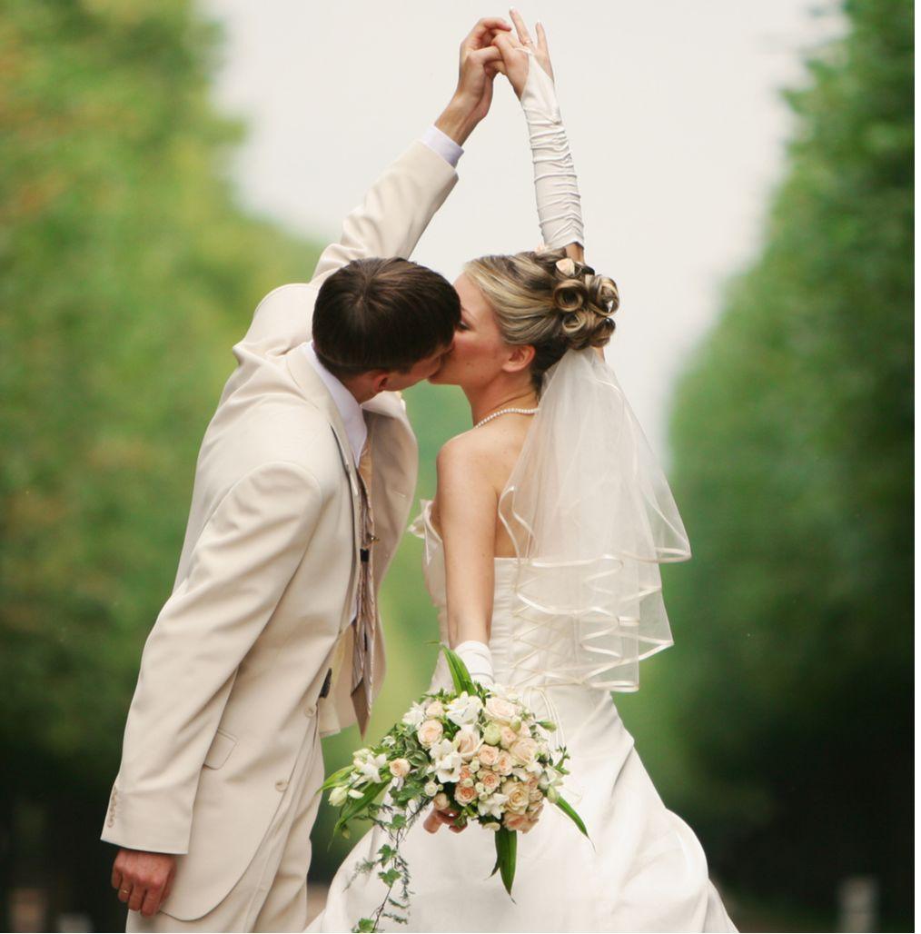 Ansicht 2 - Hochzeit Danke 3 Vermählung