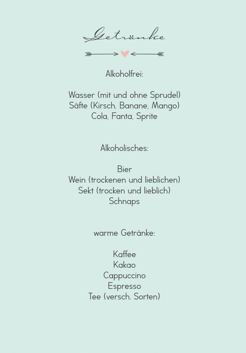 Ansicht 4 - Hochzeit Menükarte Pärchen - Männer