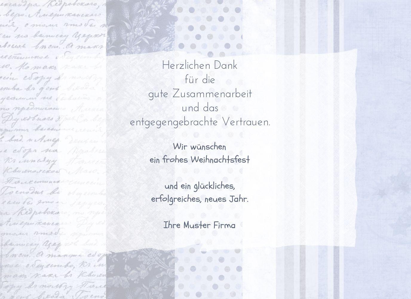 Ansicht 5 - Grußkarte Geschenkpapier