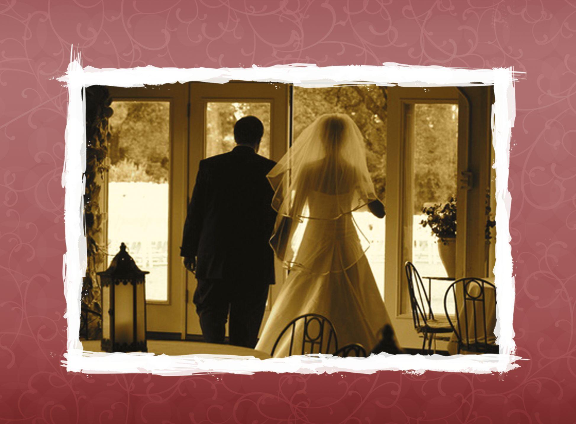 Ansicht 6 - Hochzeit Danke Liebeswunder