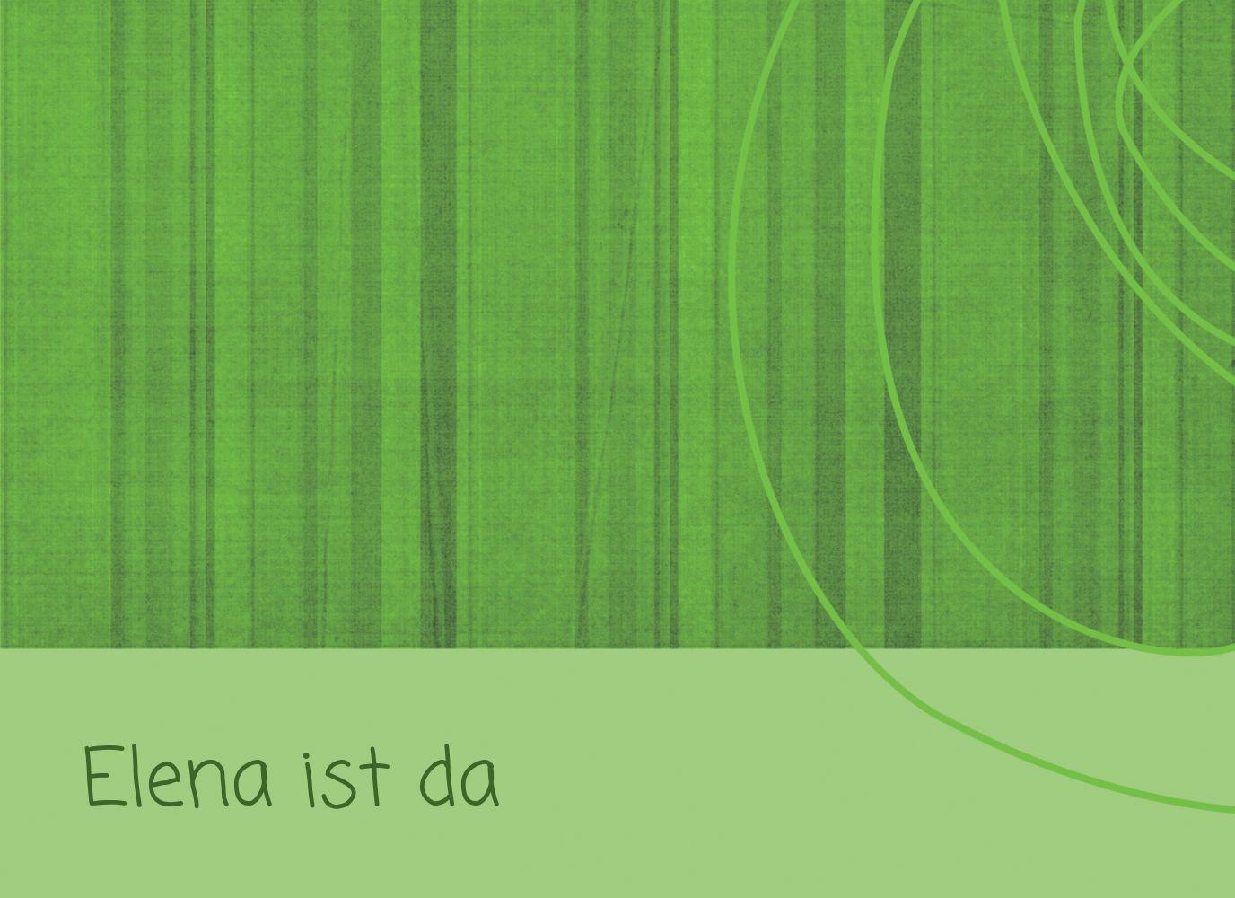 Ansicht 4 - Baby Dankeskarte Wollknäuel