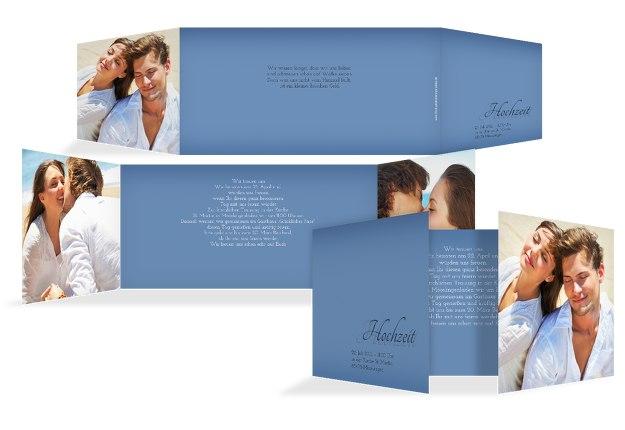 Hochzeit Einladung 3 Liebesmoment