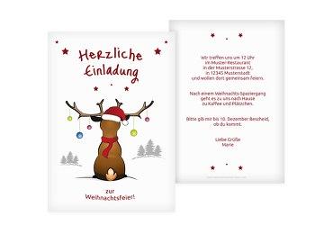 Einladung Rudolph