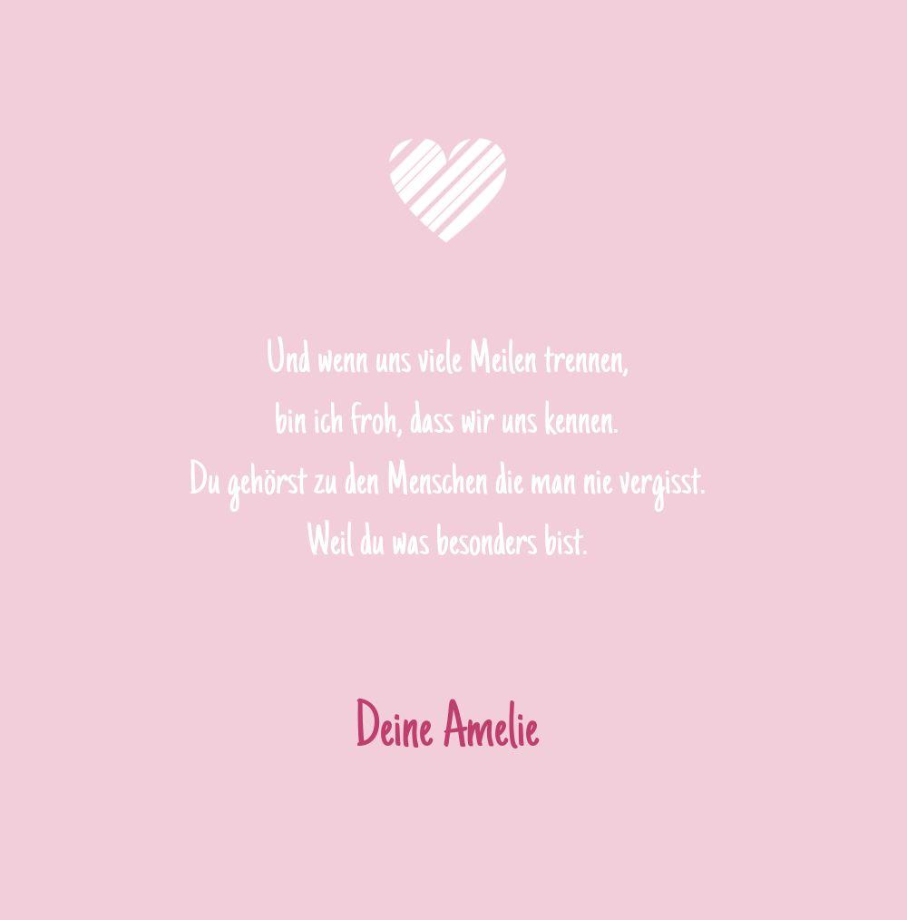 Ansicht 5 - Valentinskarte Herzens Mobile