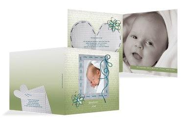 Babykarte Schnipp-Schnapp