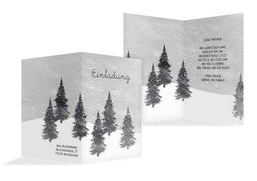Einladung Winterwald