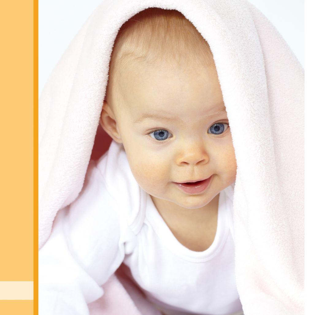 Ansicht 7 - Babykarte klangvolle Streifen