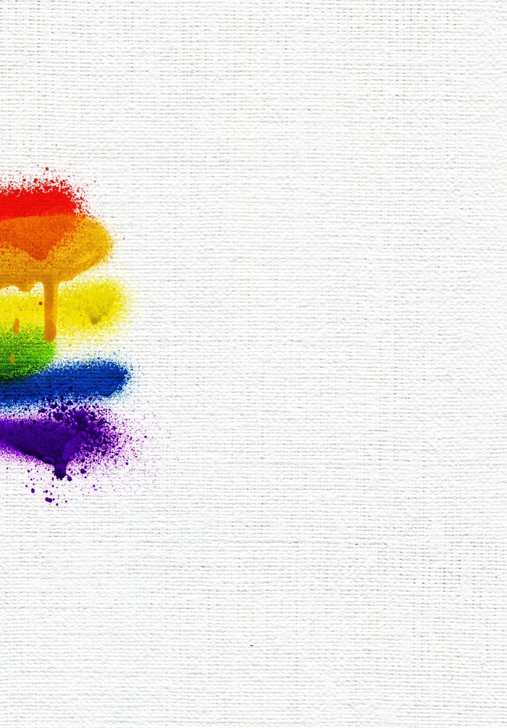 Ansicht 4 - Kirchenheft Umschlag Regenbogenliebe