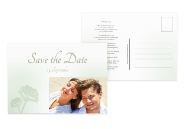 Save-the-Date 3 Vermählung