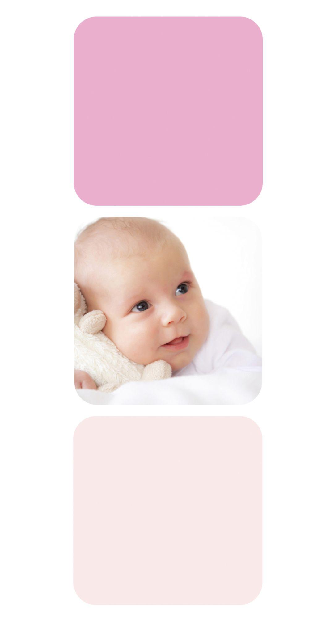Ansicht 4 - Baby Dankeskarte Kästchen