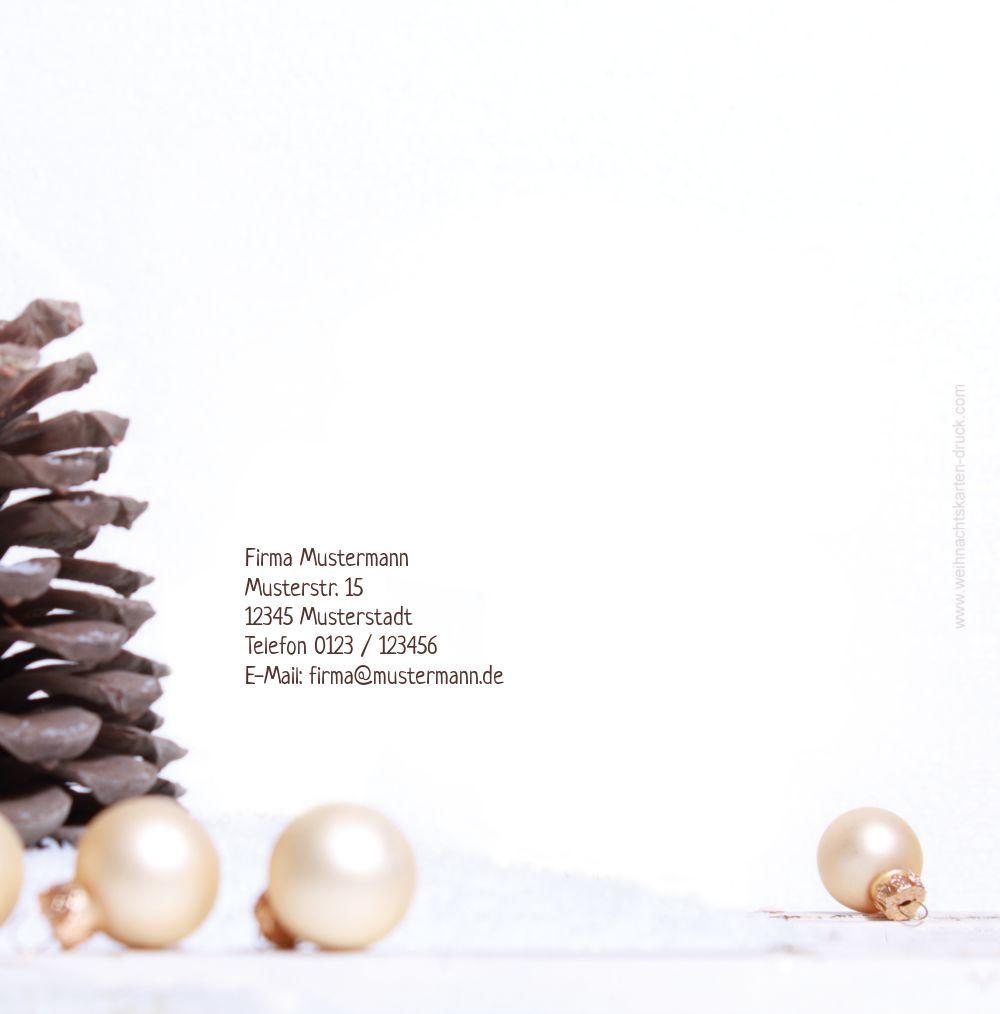 Ansicht 2 - Einladung Weihnachtsengel