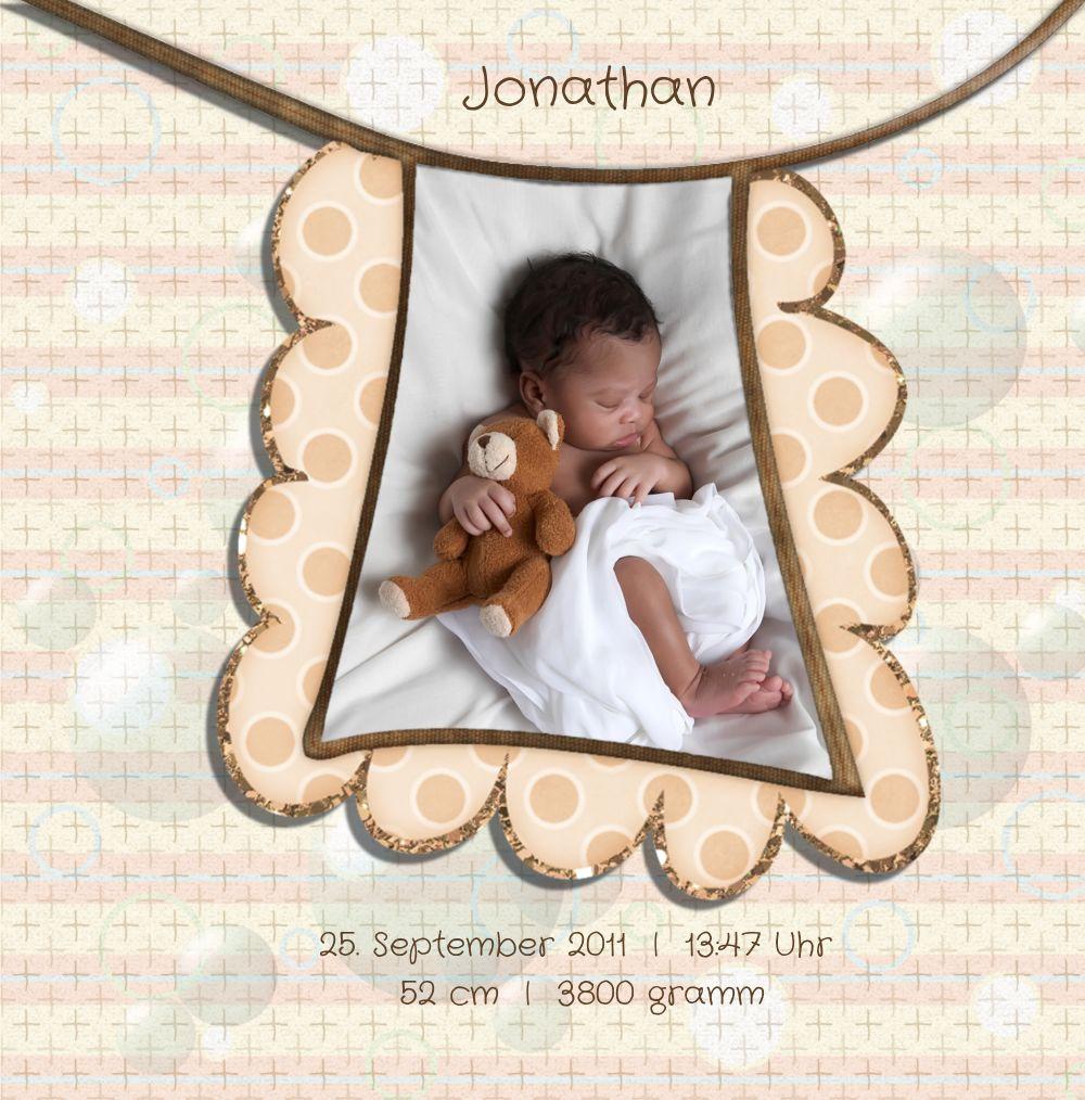 Ansicht 5 - Babykarte Babyelements