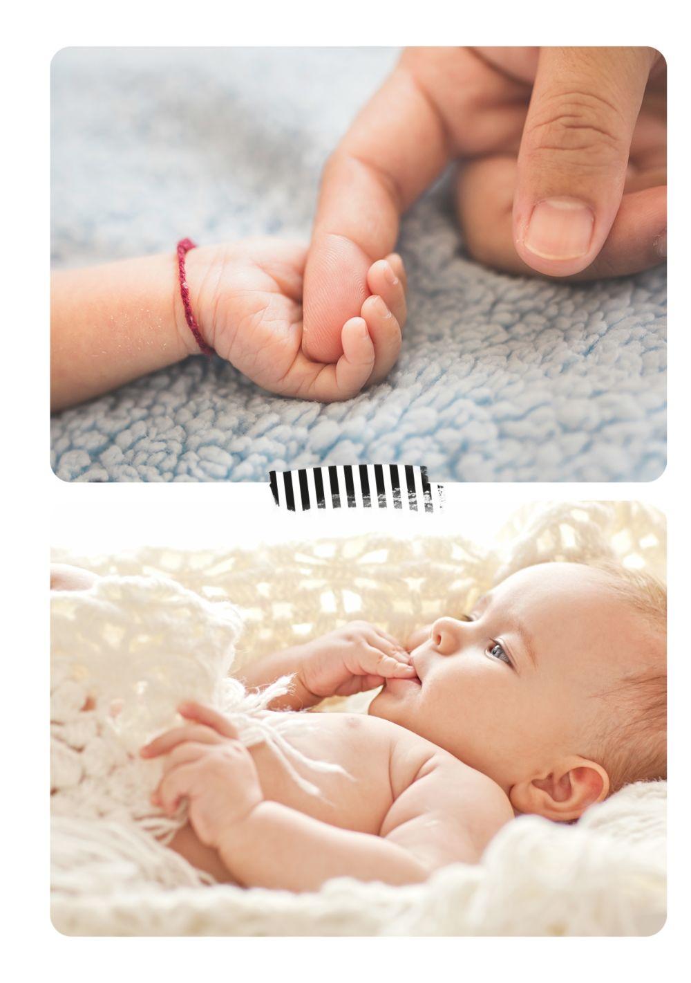 Ansicht 4 - Babykarte Häuschen