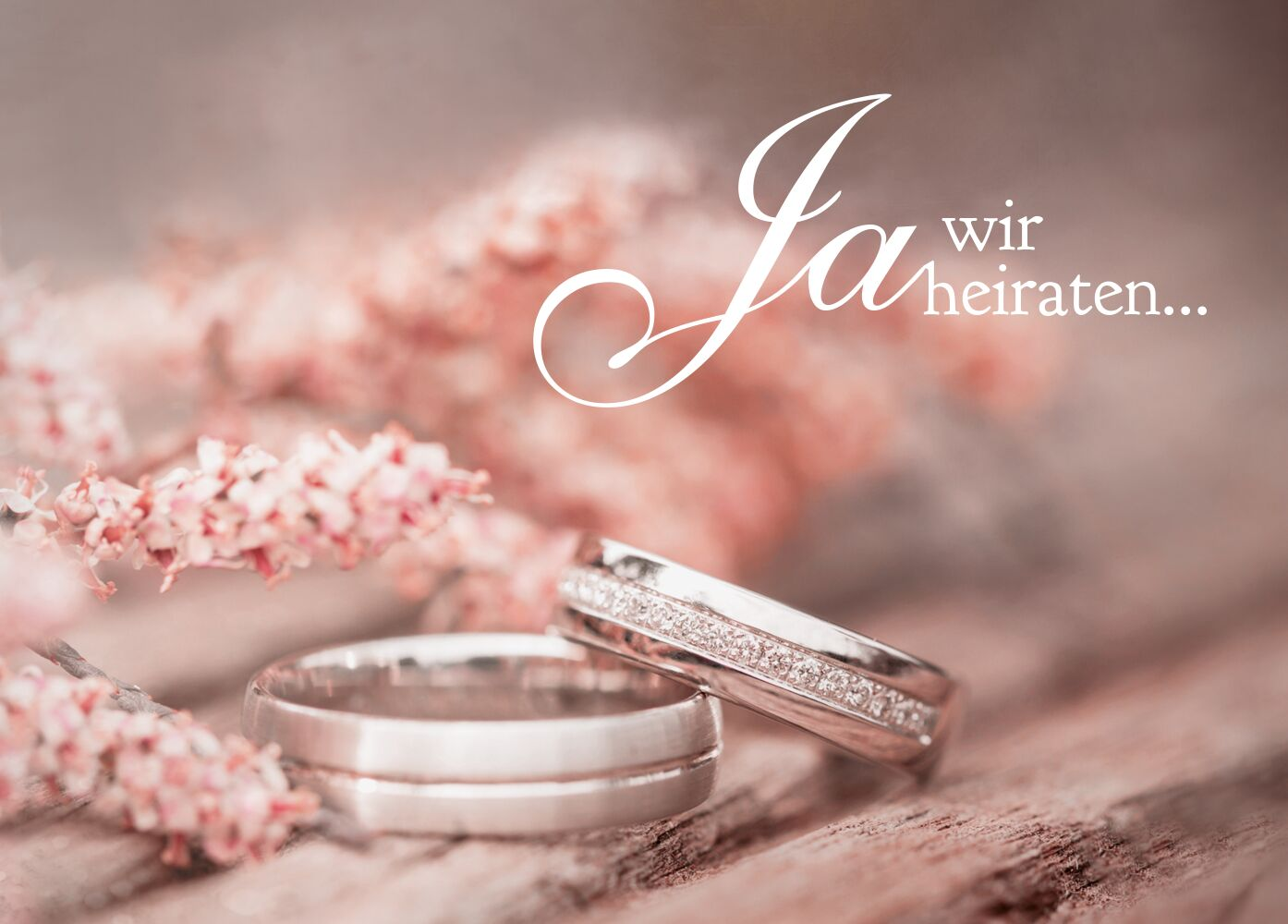 Ansicht 2 - Save-the-Date Ringe