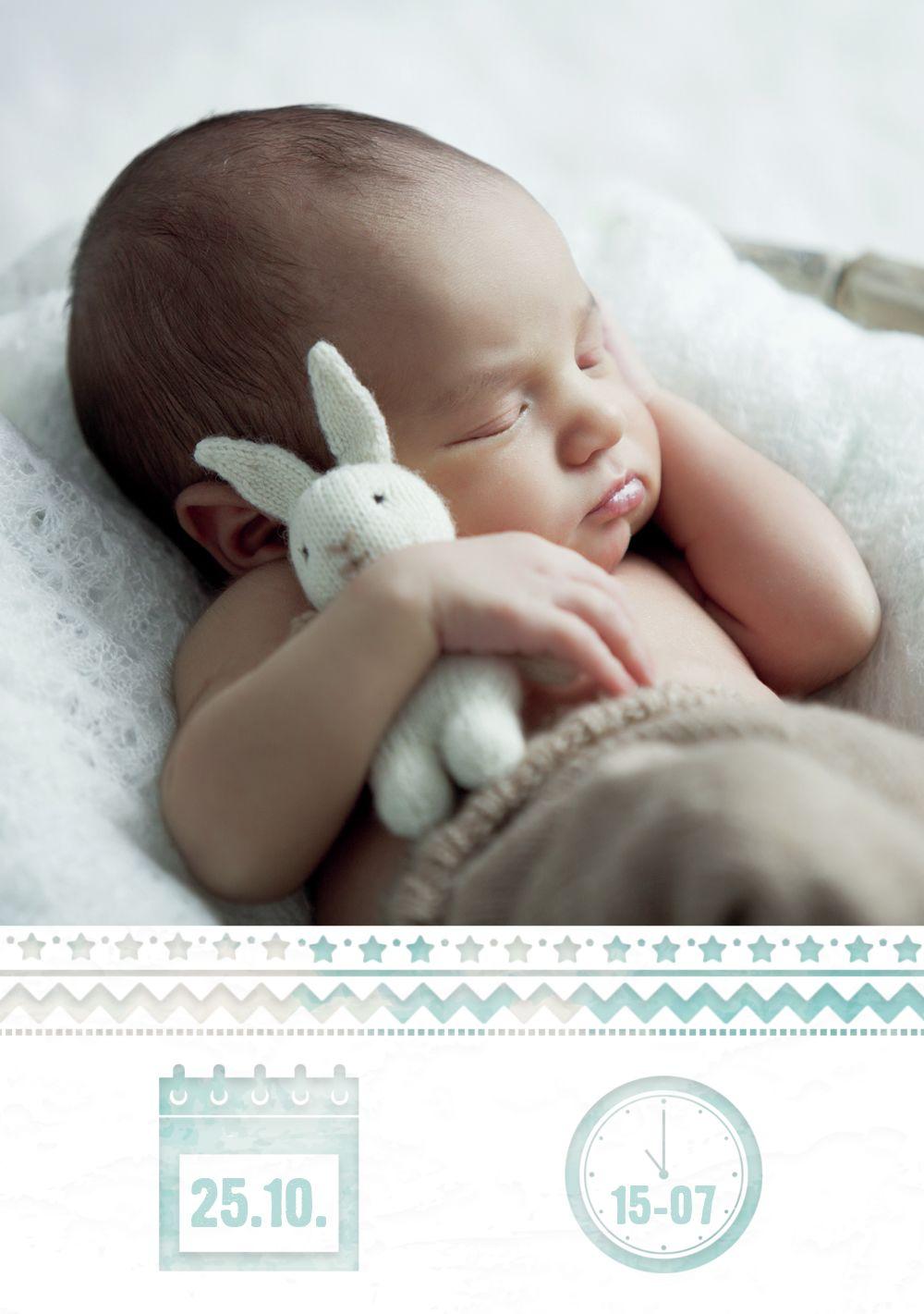Ansicht 4 - Babykarte Ballonfahrt