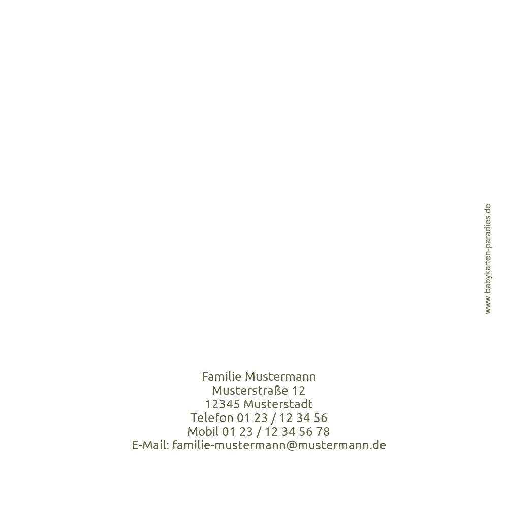 Ansicht 2 - Firmkarte Kelch mit Hostie