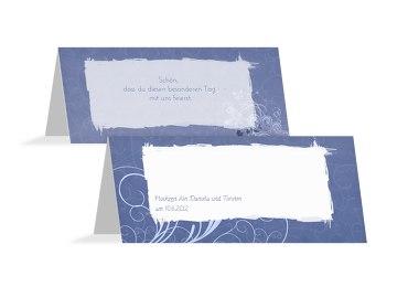 Hochzeit Tischkarte Liebeswunder