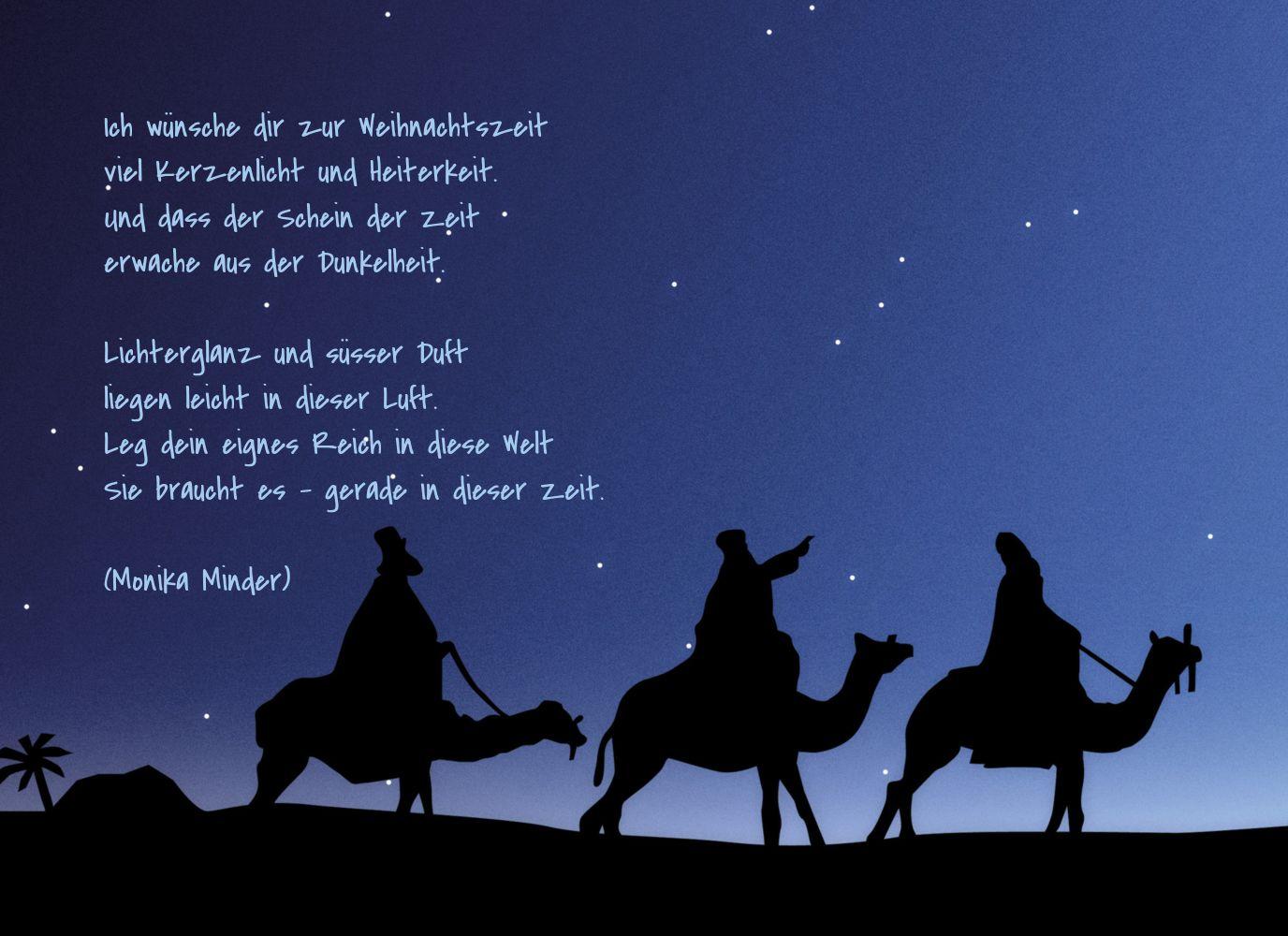 Ansicht 4 - Einladung drei heilige Könige