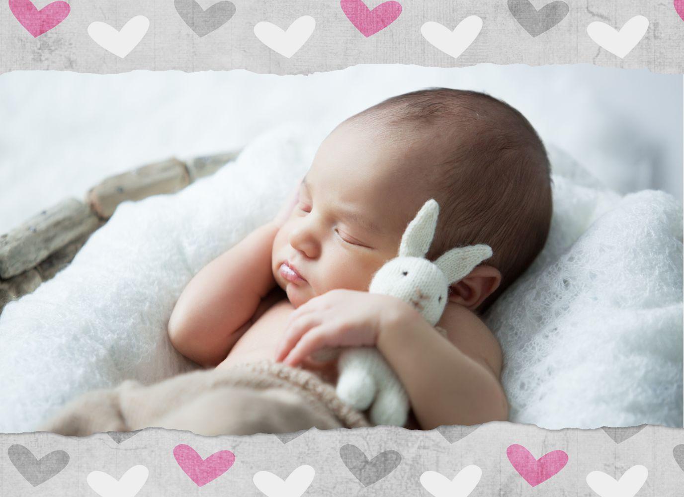Ansicht 4 - Babykarte Cute Baby