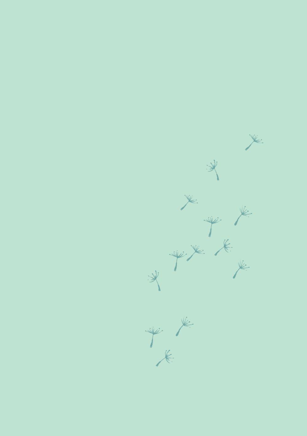 Ansicht 4 - Glückwunschkarte zur Geburt Mäuschen