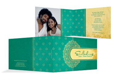 Hochzeit Einladung Mumbai
