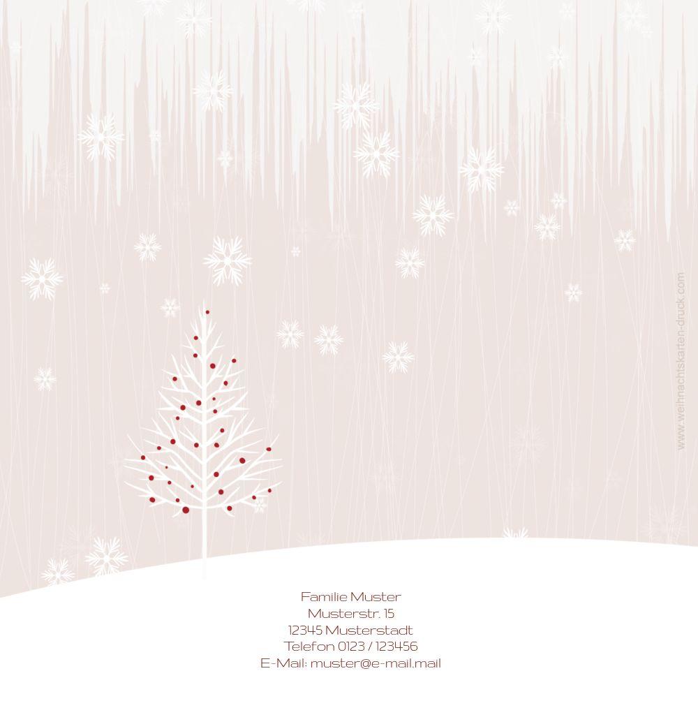 Ansicht 2 - Foto Grußkarte Weihnachtsmann