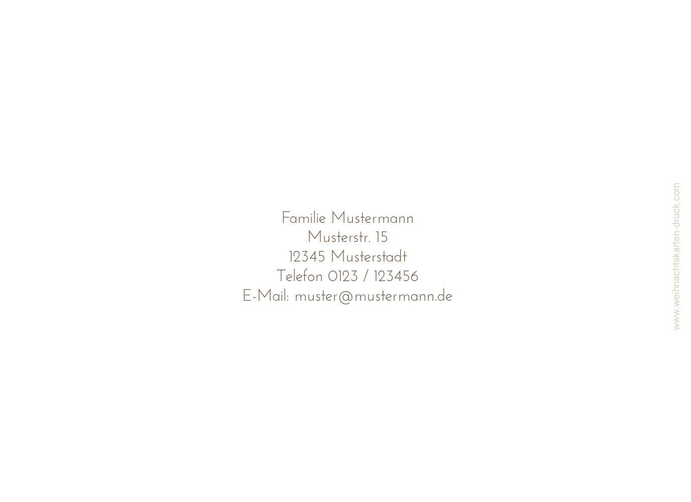 Ansicht 2 - Einladung Elch