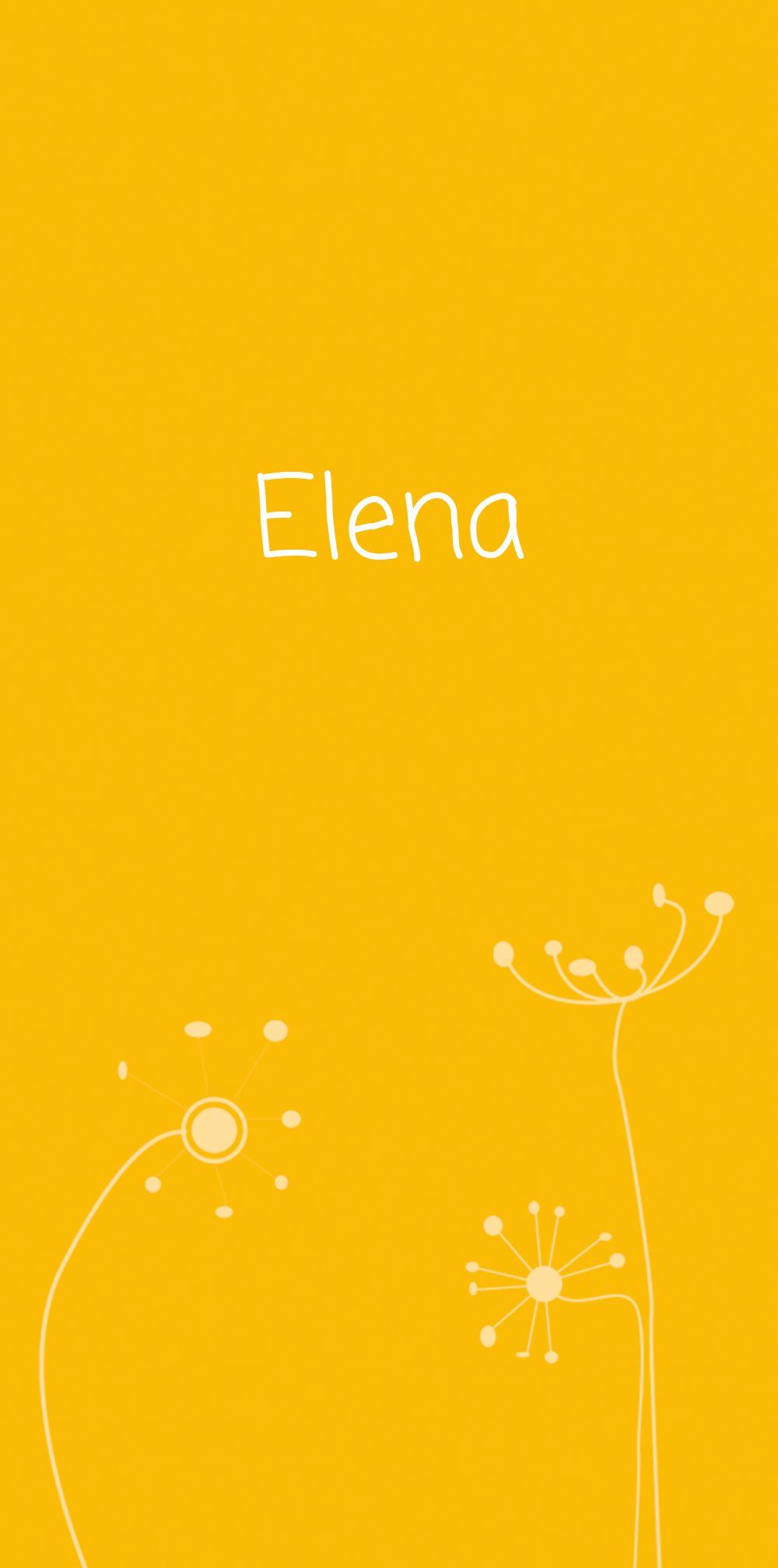 Ansicht 4 - Babykarte abstrakte Blumen