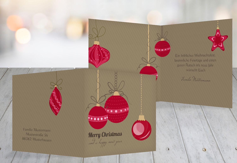 Moderne weihnachtskarten bestellen karten for Moderne weihnachtskarten