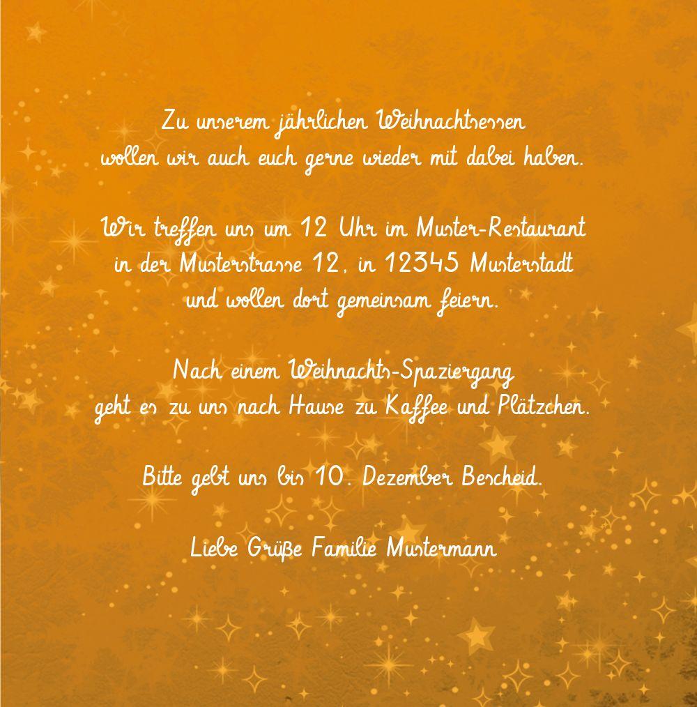 Ansicht 5 - Foto Einladung Advent