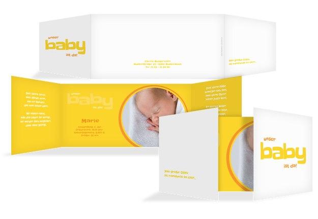 Babykarte Baby