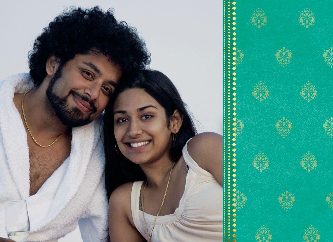 Ansicht 4 - Hochzeit Dankeskarte Mumbai