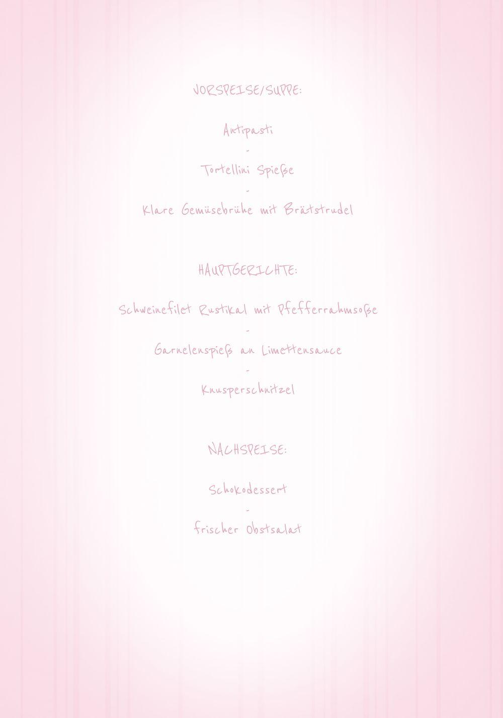 Ansicht 5 - Menükarte zur Konfirmation Angle