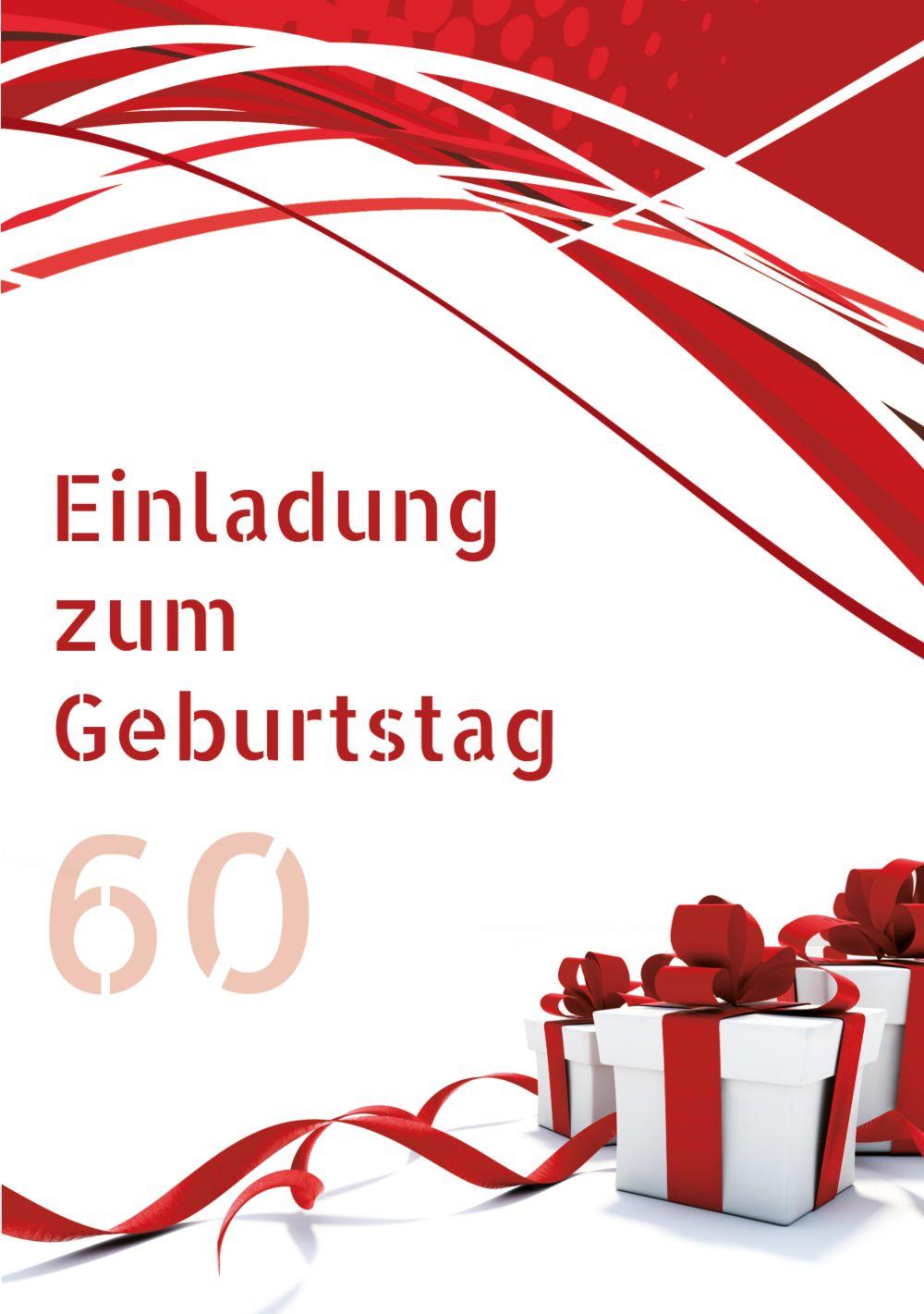 Ansicht 3 - Geburtstag Schleifenband 60 Foto
