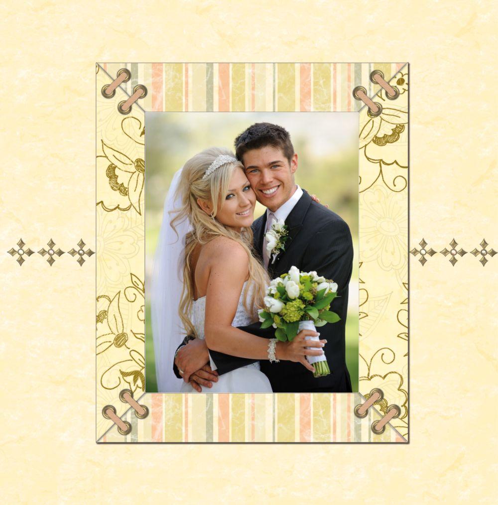 Ansicht 4 - Hochzeit Dankeskarte Bund für's Leben