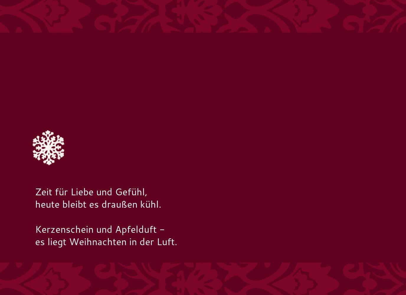 Ansicht 4 - Einladung Flocke