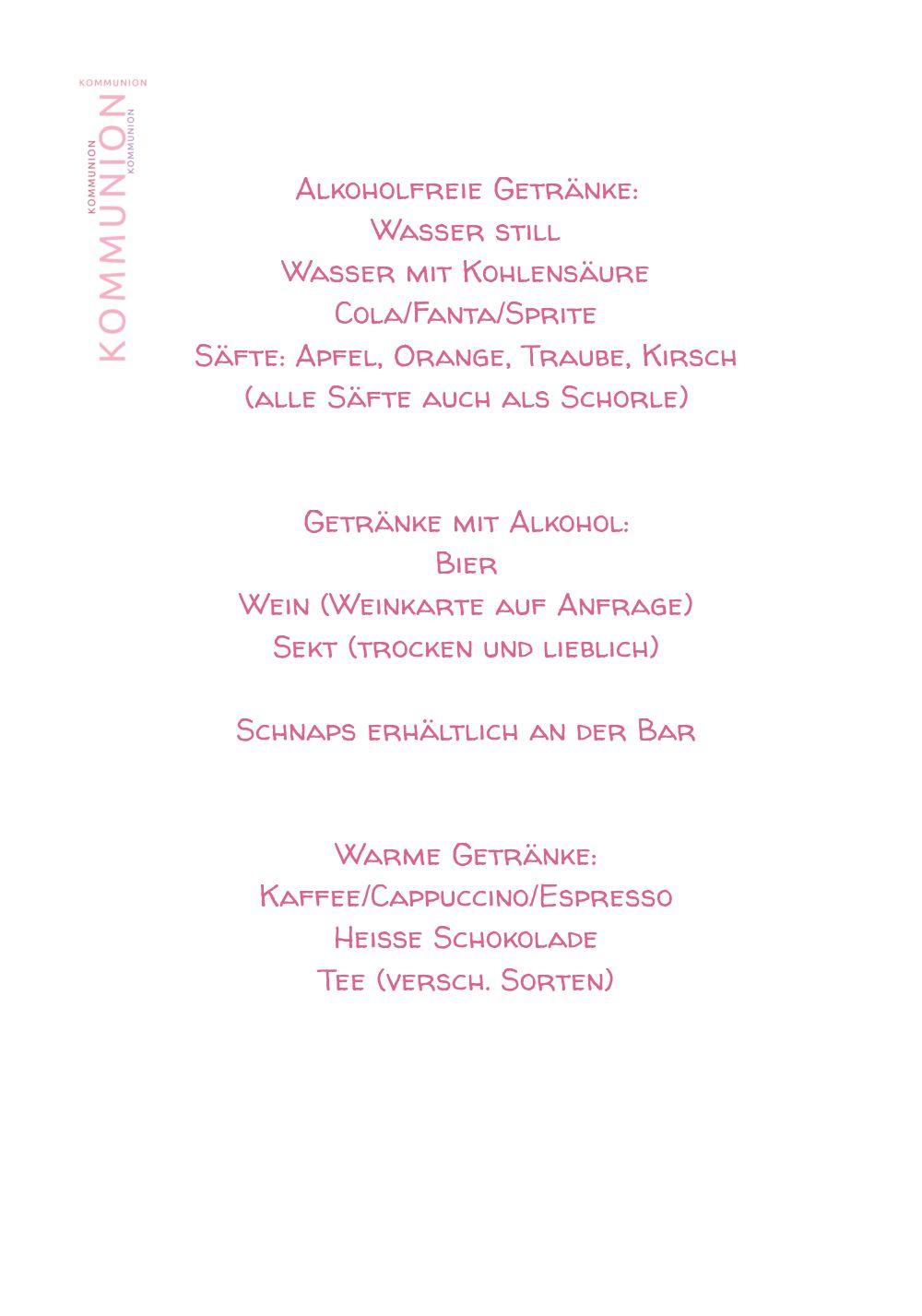 Ansicht 4 - Kommunion Menükarte Script