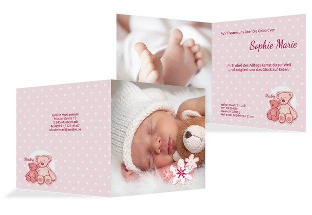 Babykarte Punkte