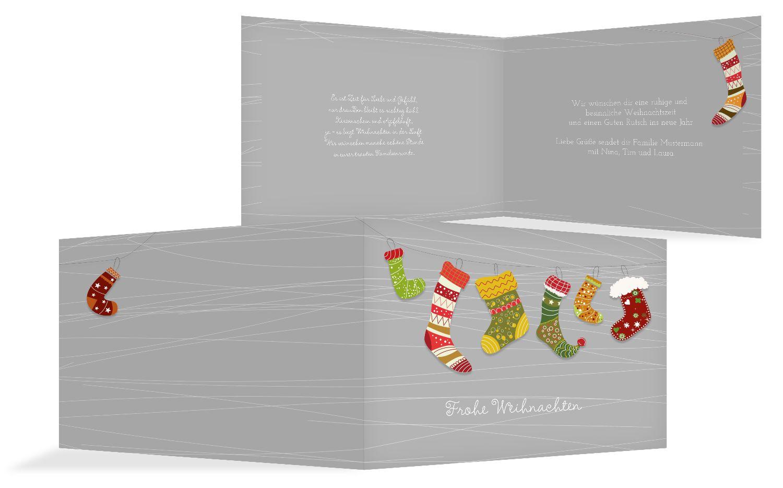 Originelle weihnachtskarten auf karten for Originelle weihnachtskarten