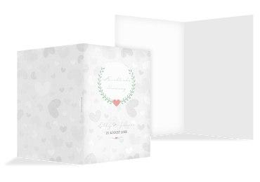 Kirchenheft Umschlag Zarte Ranke