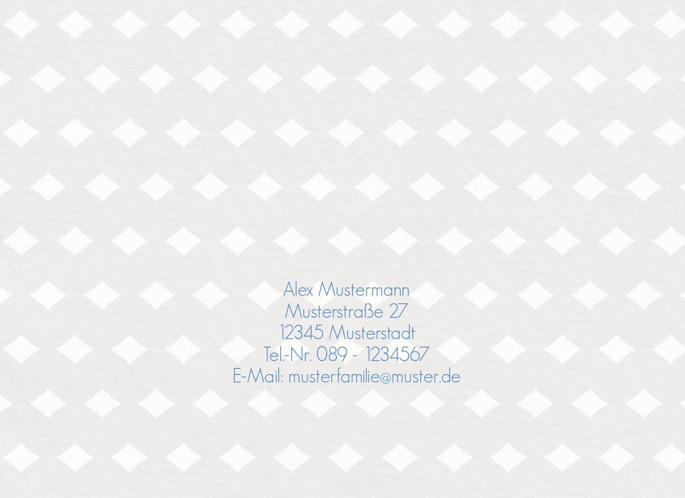 Ansicht 2 - Einladung Tannenbaum Banner