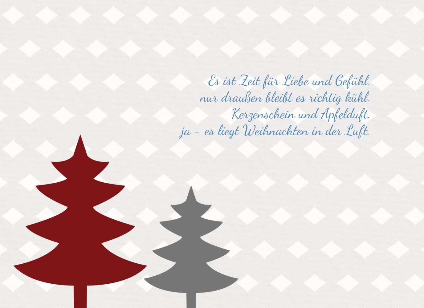 Ansicht 4 - Einladung Tannenbaum Banner