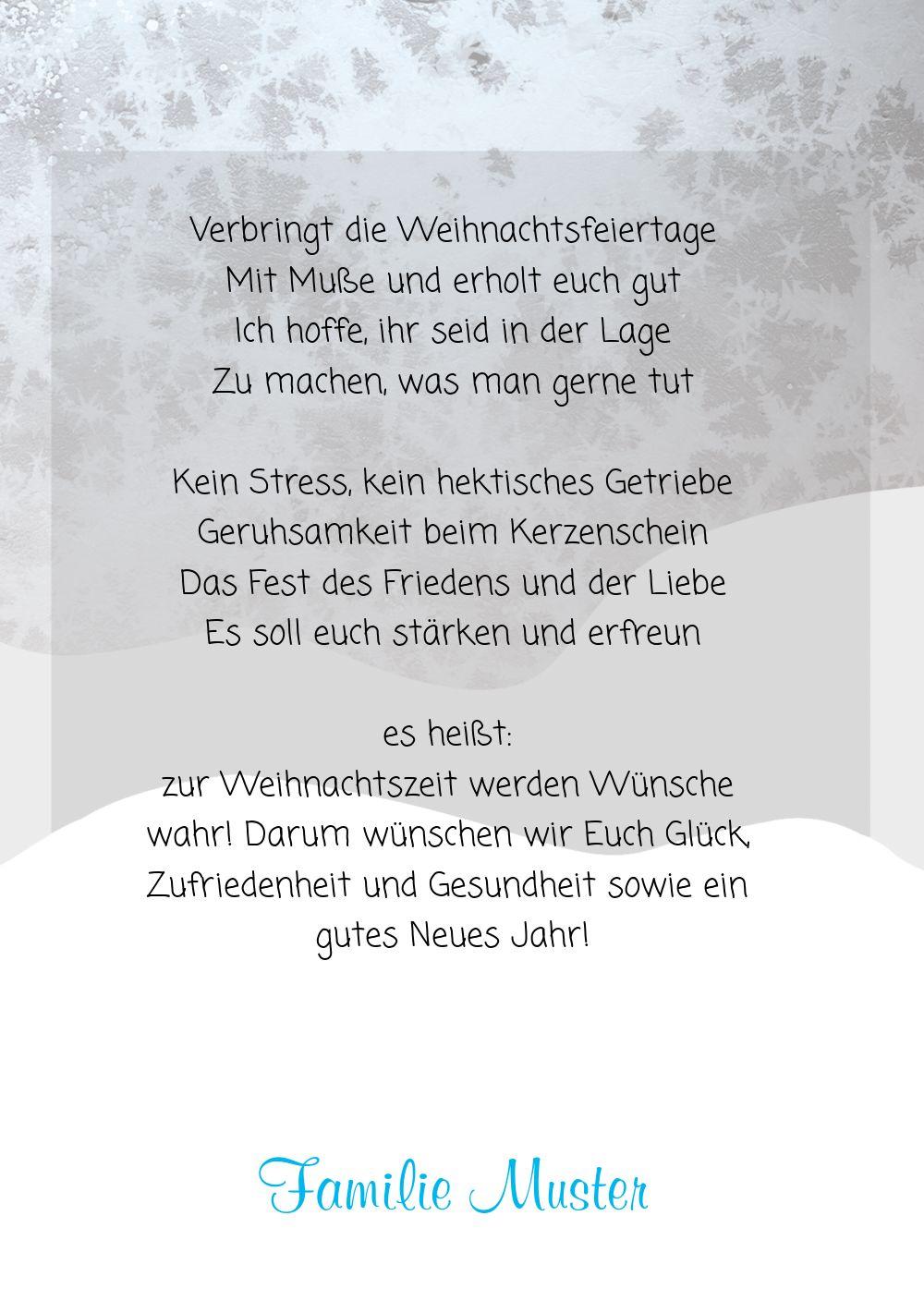 Ansicht 5 - Foto Grußkarte Knopfmännchen