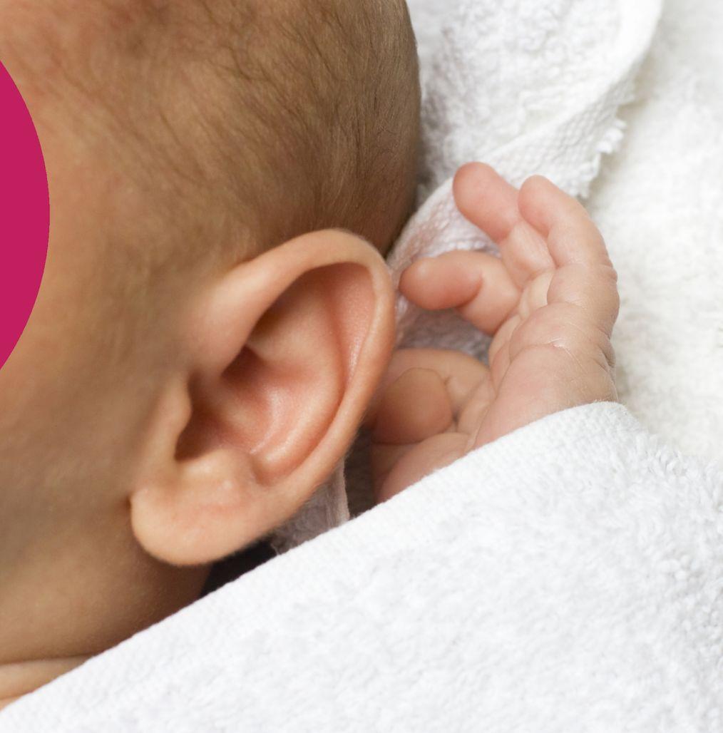 Ansicht 4 - Baby Dankeskarte Kreise