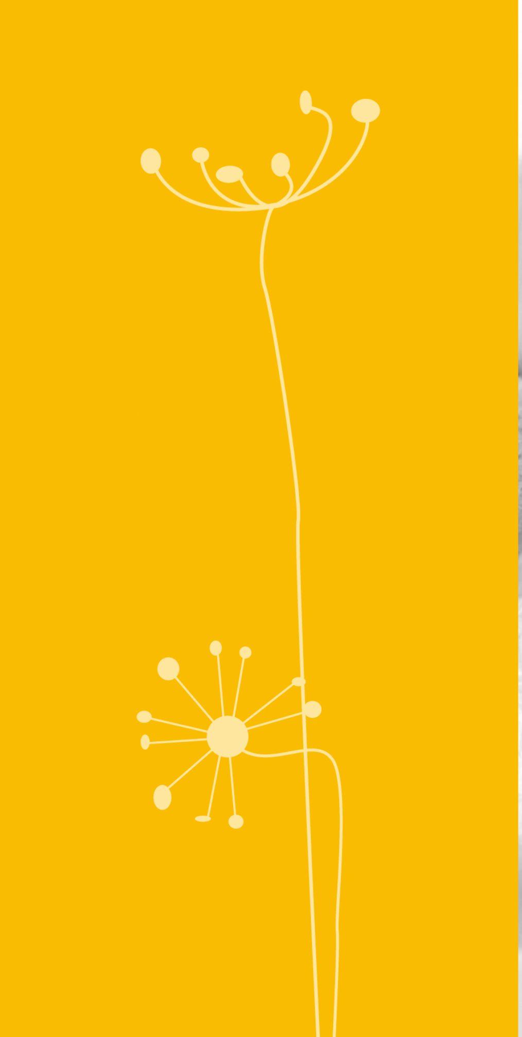 Ansicht 5 - Taufe abstrakte Blumen