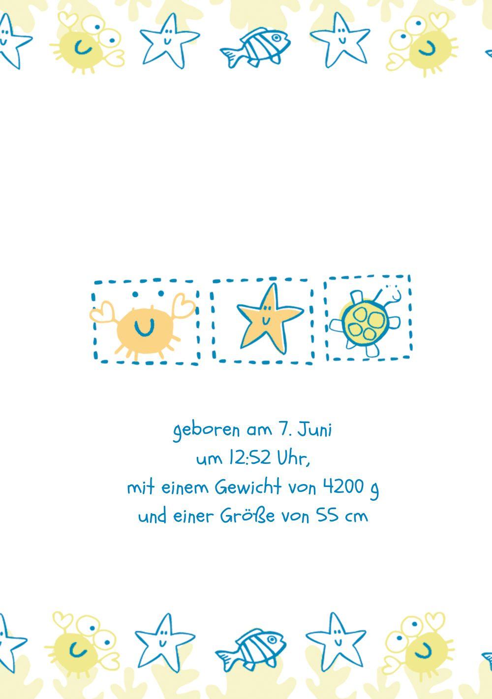 Ansicht 4 - Baby Dankeskarte Smart