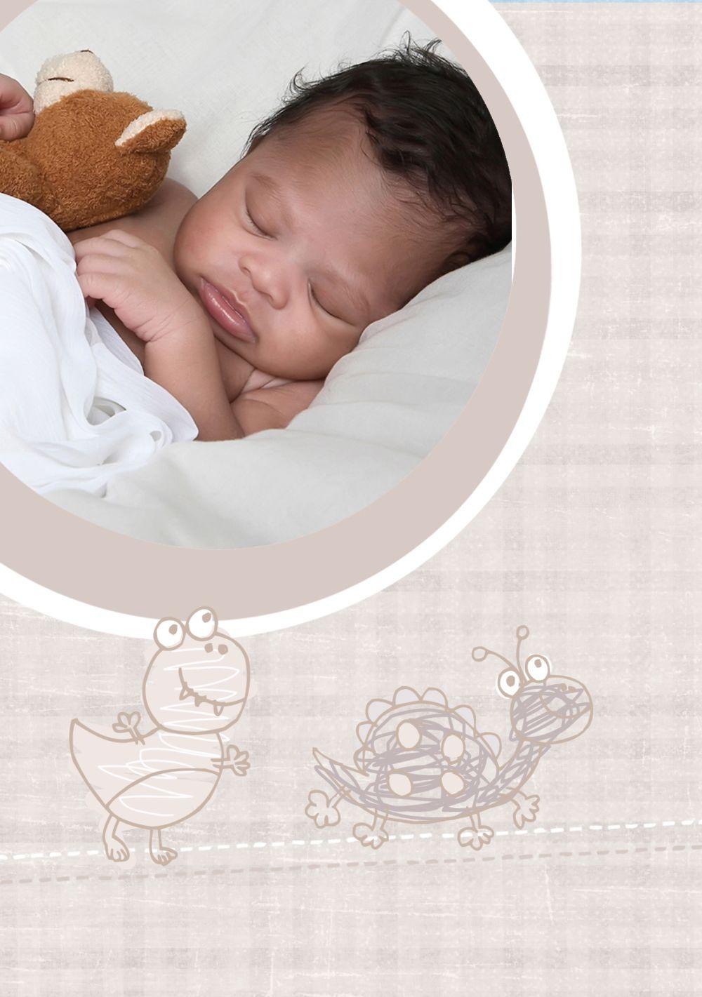 Ansicht 4 - Babykarte Schildi