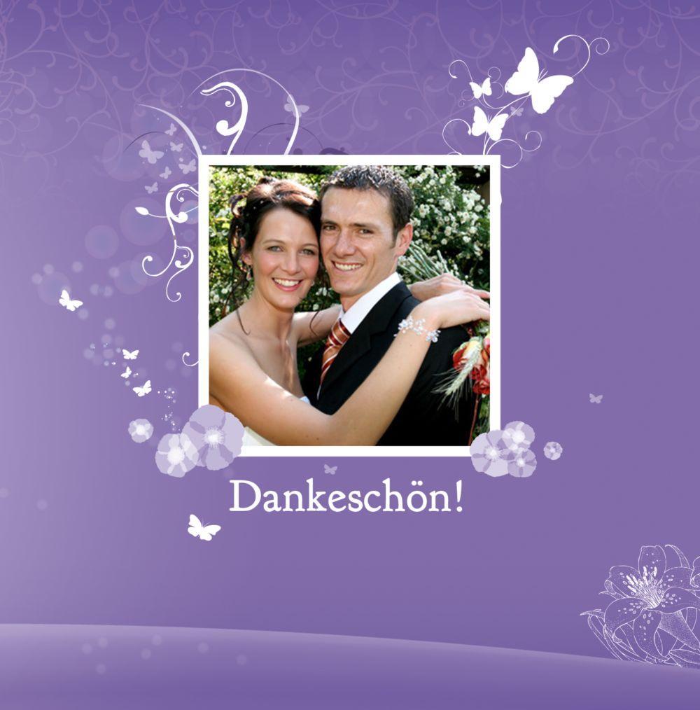 Ansicht 3 - Hochzeit Danke Dream
