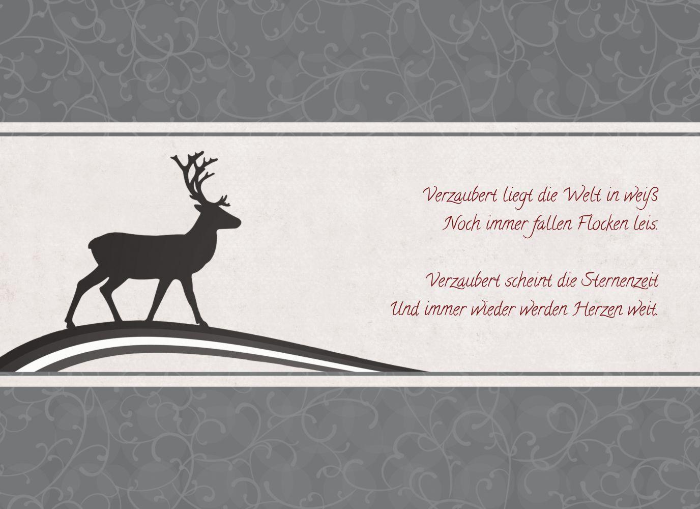 Ansicht 4 - Einladung classic Elch